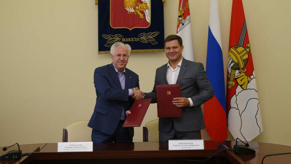 «Зеленый стандарт» разработает Администрация Вологды вместе с Российским экологическим обществом