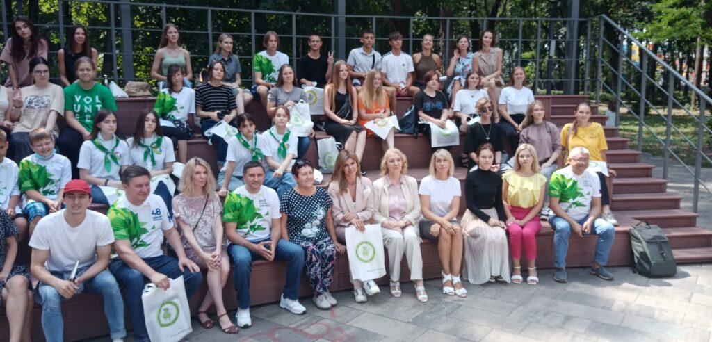 В рамках Всероссийского экологического марафона в Липецке проходят «Зеленые дни»