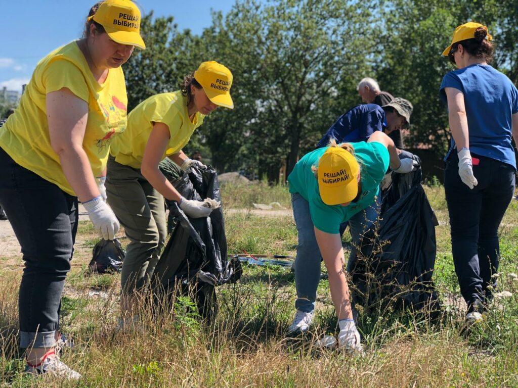 В Кисловодске стартовал Всероссийский экомарафон «Дни зеленых действий»