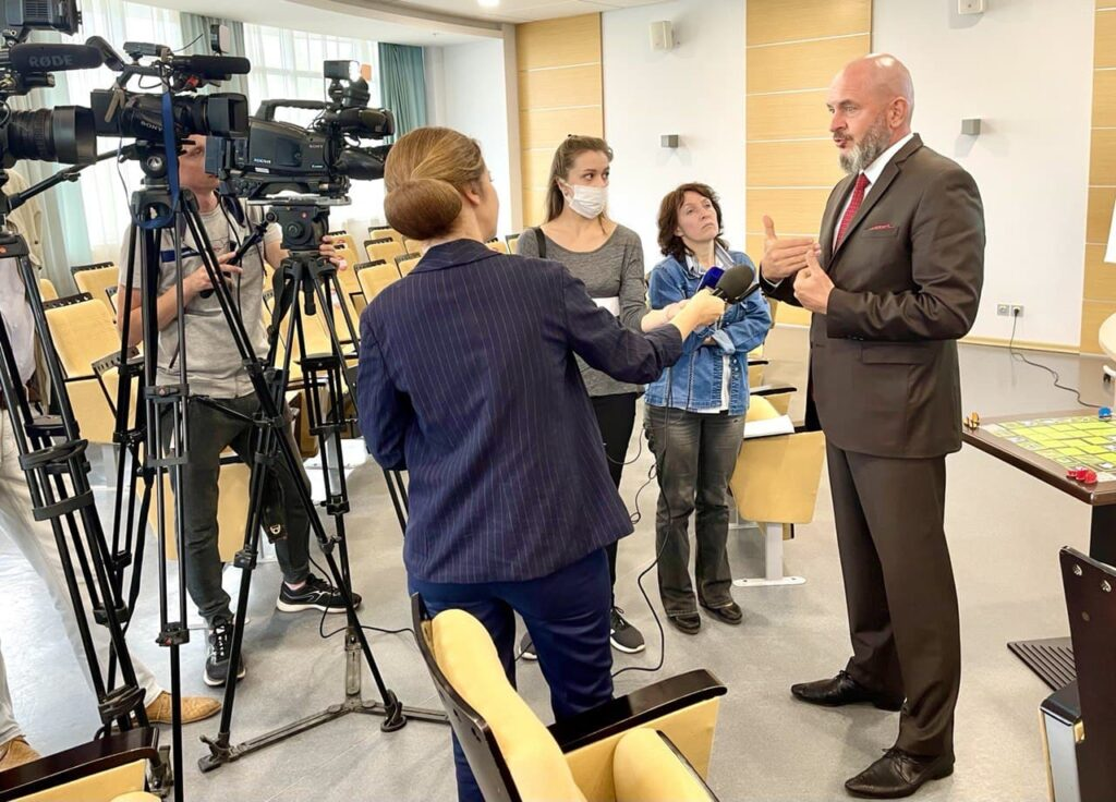 Юрий Бажуткин: формирование экологической культуры - базовое условие реализации природоохранной политики