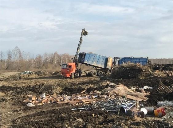 Эксперты Российского экологического общества в ходе расследования выявили несанкционированные свалки в Свердловской области