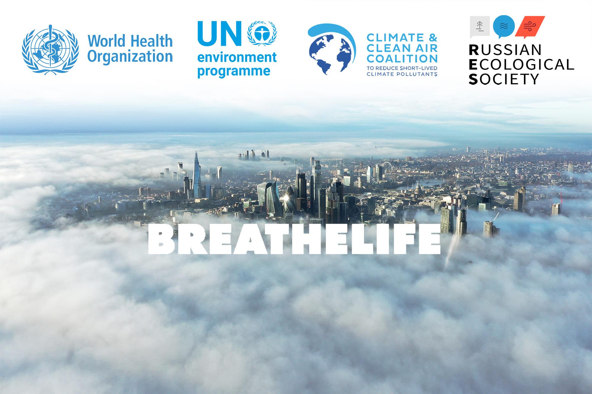 Минприроды России поддержало усилия Российского экологического общества по продвижению глобальной инициативы «Вдохнем жизнь»