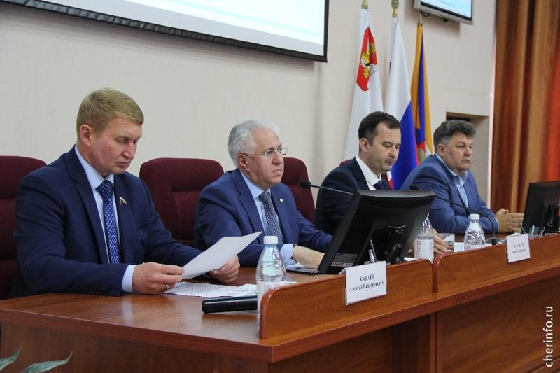 Глава Российского экологического общества в Череповце провел экспертную сессию по федпроекту «Чистый воздух»