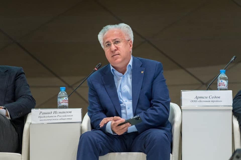 Рашид Исмаилов: Когда компания экологична, она конкурентоспособна