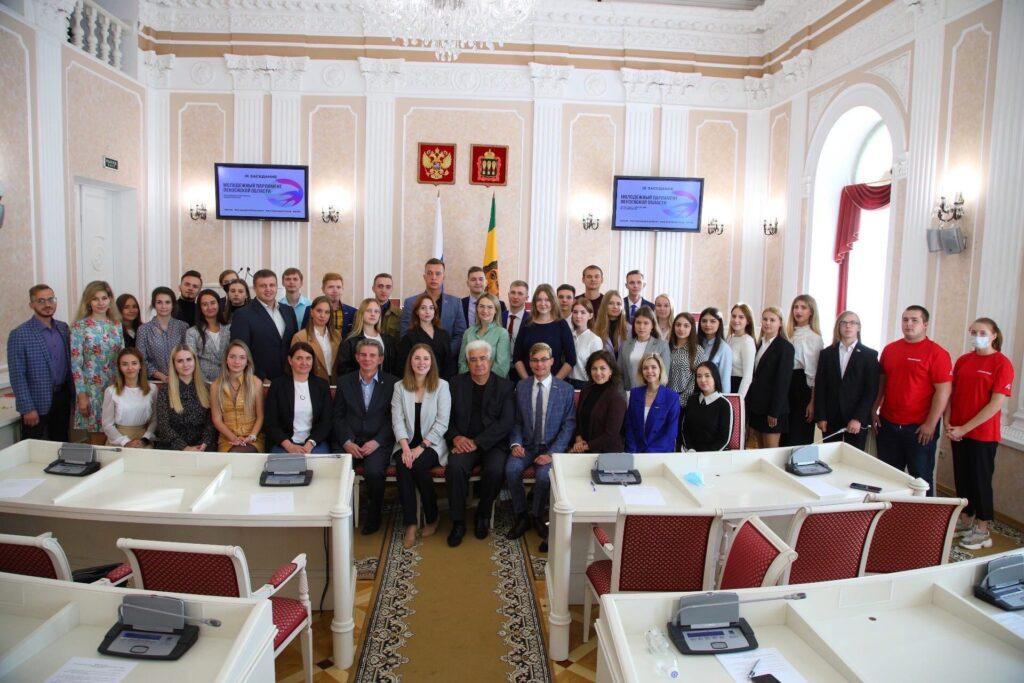 Представители Российского экологического общества приняли участие в заседании Молодежного парламента при Заксобрании Пензенской области