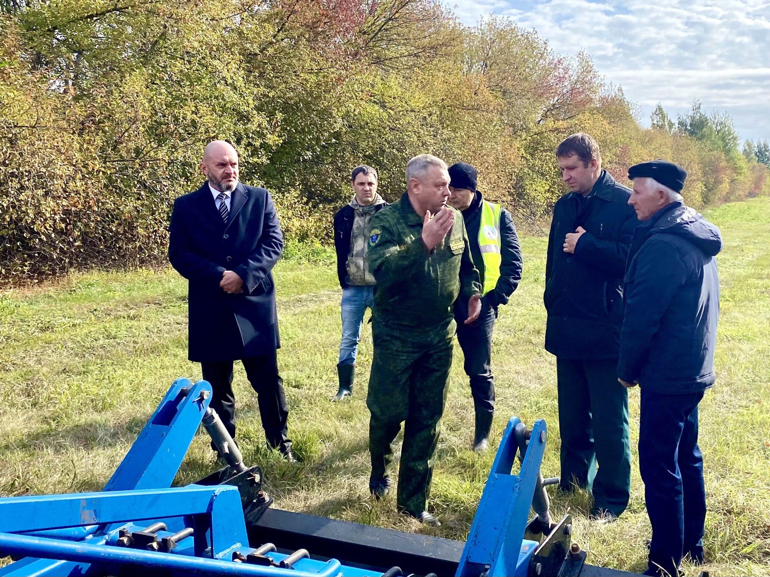Саратовское региональное отделение Российского экологического общества приняло участие в акции «Сохраним лес»