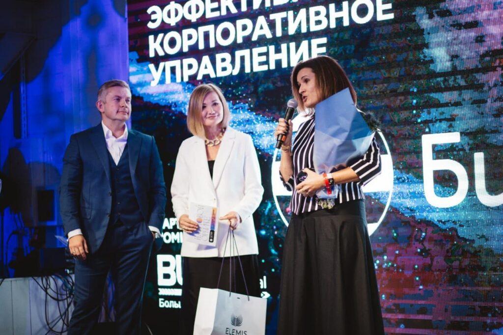 Победитель конкурса «Лучшие юридические департаменты России-2021» награжден программой обучения «Школа экологического лидера»
