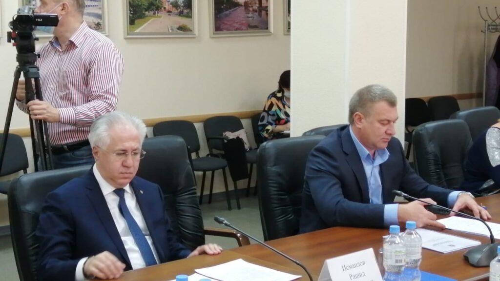 С рабочим визитом Самарскую область посетил глава Российского экологического общества