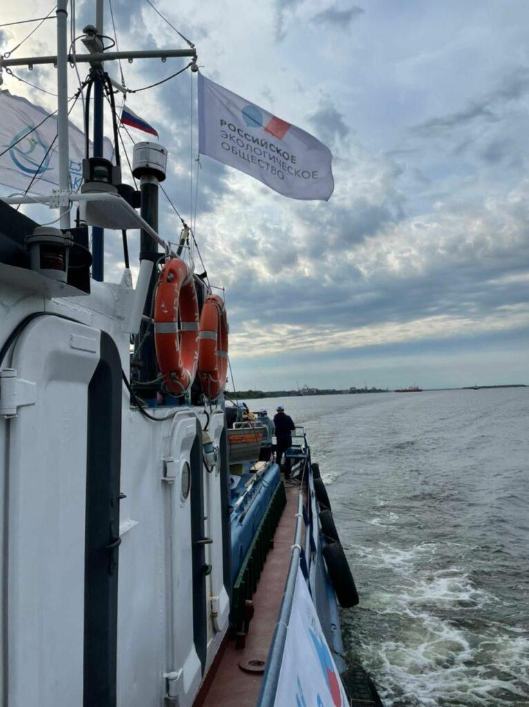 Климатические экспедиции Российского экологического общества обсудили на Эко-завтраке 7 октября