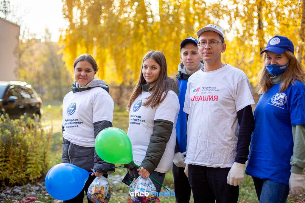 В Чебоксарском центре для детей-сирот и детей, оставшихся без попечения родителей заложили фруктовый сад