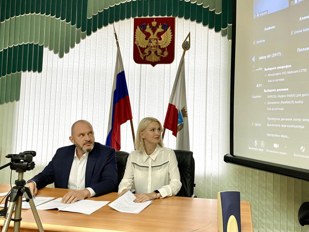 В Минприроды Саратовской области поддержали проект Российского экологического общества