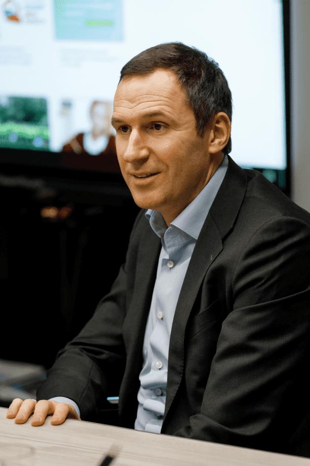 Глава Российского экологического оператора Денис Буцаев дал эксклюзивное интервью Рашиду Исмаилову