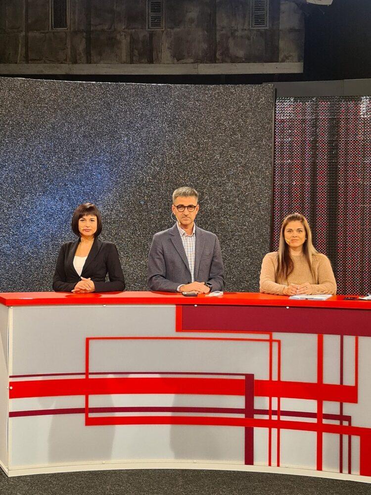 Руслан Зейналов принял участие в программе «Общественная Экспертиза» на телеканале Волгоград-ТРВ