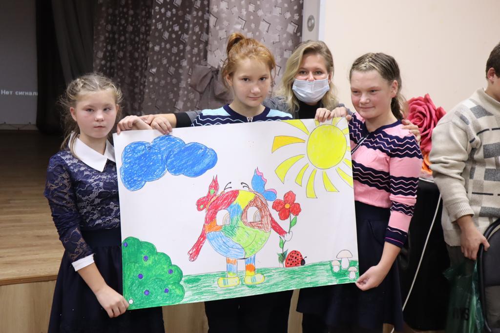 Тамбовское отделение Российского экологического общества участвует в Международной детско-юношеской премии «Экология - дело каждого»