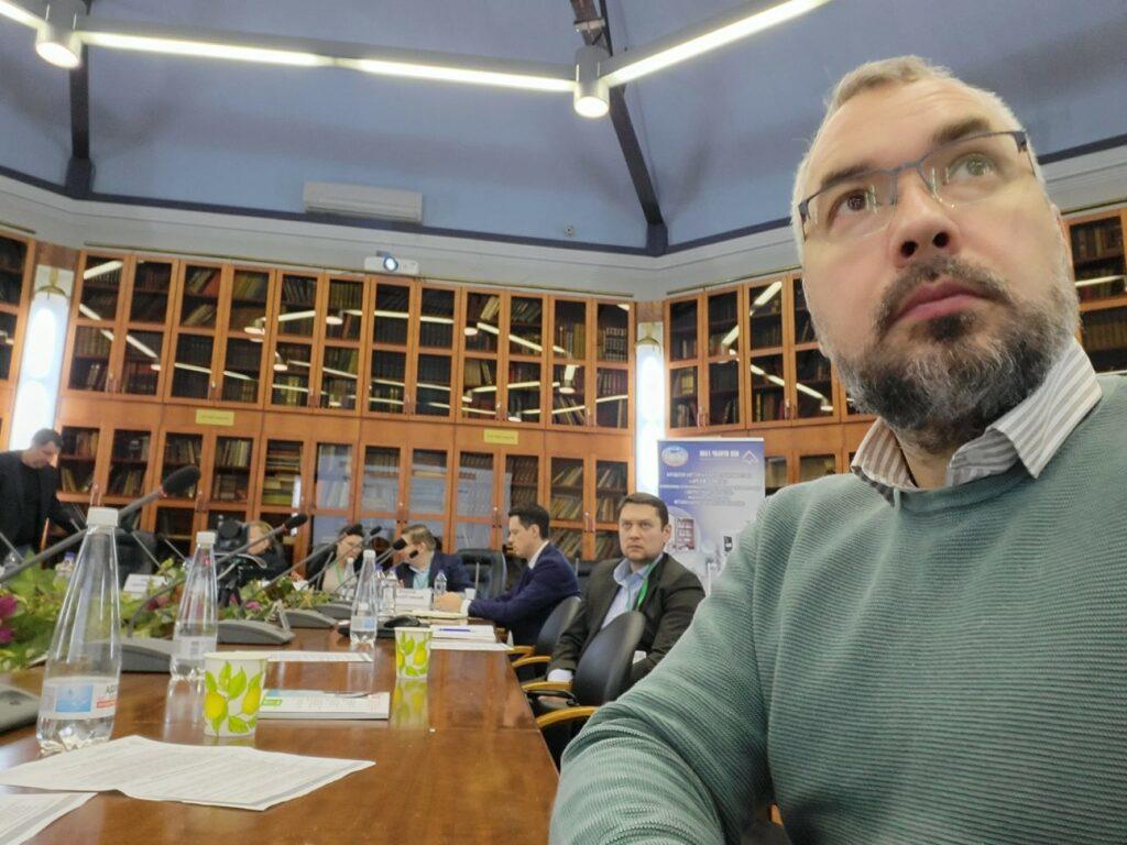 Глава Подмосковного отделения РЭО дал комментарий после участия в форуме «Цифровой экомониторинг: Непрерывный мониторинг сбросов и выбросов промпредприятий»