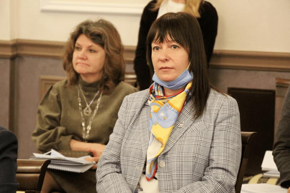 Руководитель реготделения Российского экологического общества приняла участие в организации и проведении общественных обсуждений