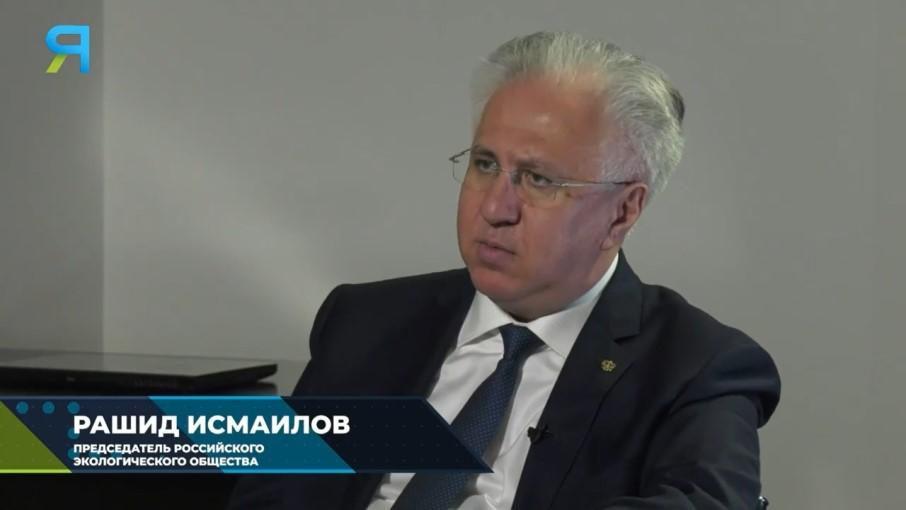 Рашид Исмаилов дал большое интервью Ямал-Медиа